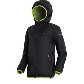Regatta Lever II Jacke Kinder black